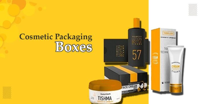 Cosmetic Products Packaging